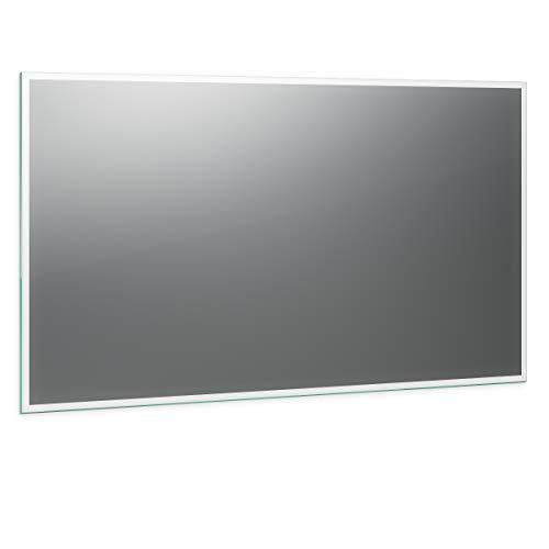 Spiegel ID Siena Design: LED BADSPIEGEL mit Beleuchtung - nach Wunschmaß - Made in Germany - Auswahl: (Breite) 50 cm x (Höhe) 70 cm - Modell: 2201002