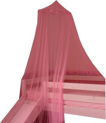 Baldachin Moskitonetz in rosa