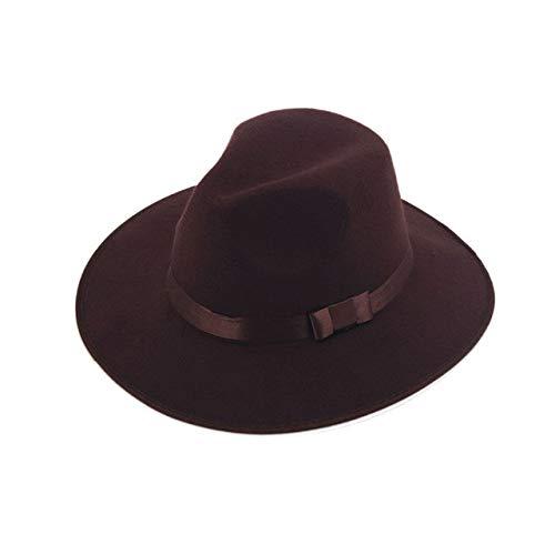 zlhcich Cappelli da Cowboy da Uomo Cappelli da Cowboy da Uomo economici e Cappelli da Cowboy in Tessuto Intrecciato per Donna Estate C19