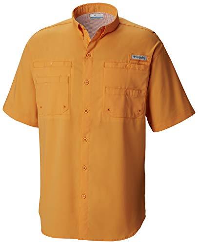 Columbia fm7266Herren Tamiami II SS Shirt Gr. X-Large, Koi (Tall Boot Button)