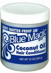 Blue Magic Coconut Oil Hair Conditioner 12oz One Piece by Blue Magic