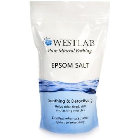 Epsom Sal 5 kg - Calidad Alimentaria