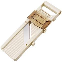 Kitchen Craft Professional - Mandolina Japonesa con 3 Cuchillas
