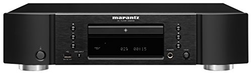 Marantz CD6006 Lettore CD Hi-Fi, CD, CD-R/RW, MP3, WMA, CD text, Nero