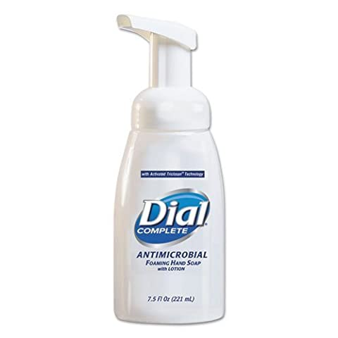 Dial Complete Antimicrobial Foaming Hand Soap Pump Bottle by Dial