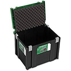 Hitachi Boîte à outils HIT-System Case IV, Vert/Noir