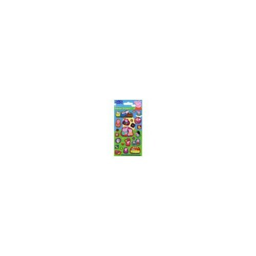 Imagen principal de Peppa Pig reutilizables Holofoil pegatinas