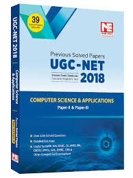 UGC- NET: Computer Science & Applications : Previous Year Solved Papers, PB