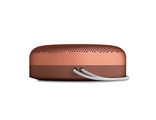 31GvdPtiM1L - [Euronics] B&O PLAY BeoPlay A1 Bluetooth Lautsprecher Tangerine Red für nur 149€ statt 188€