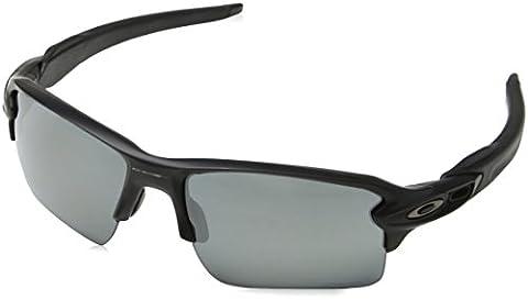 Oakley Herren Sonnenbrille Flak 2. Xl Schwarz (Matte Black), 59