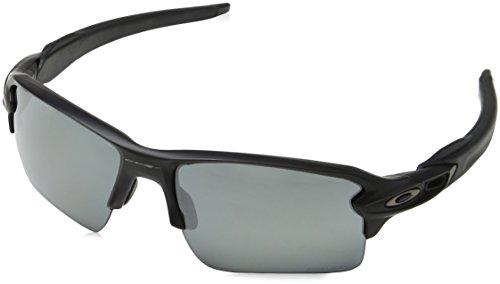 Oakley Herren Flak 2.0 Xl 918873 59 Sonnenbrille, Schwarz (Matte Black/Prizmblack),