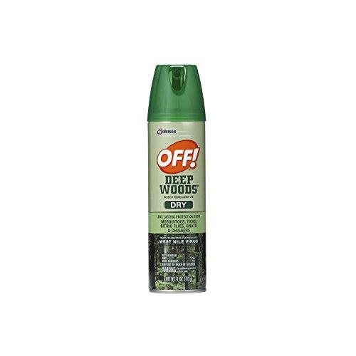 Off Deep Woods Dry Aero, 4 oz