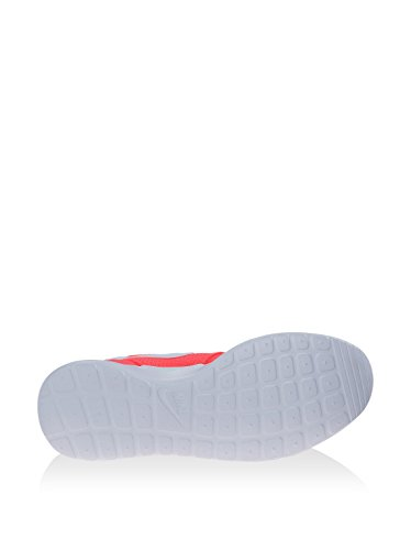 Nike Rosherun (GS), Baskets Basses Mixte Enfant - ARANCIO/BIANCO