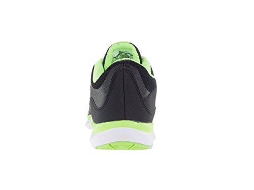 Nike Flex Trainer 4, Chaussures de Fitness Femme Black/White/Ghost Green