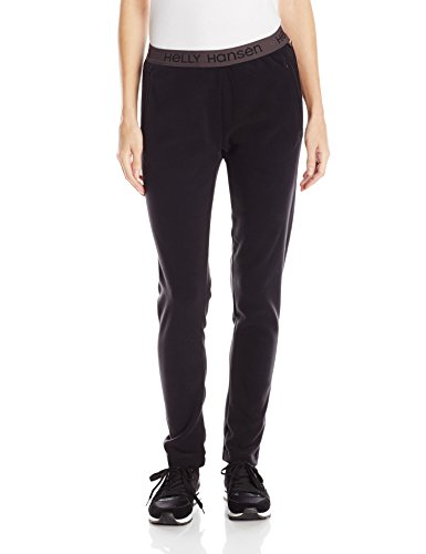 Helly Hansen Damen Fleece-Leggings W Daybreaker Pants, Schwarz, L, 51743 - Fleece Leggings