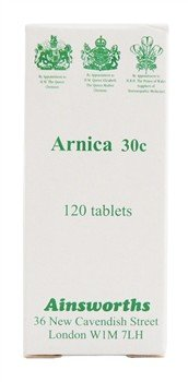 ainsworths-arnica-30c-homeopathic-remedy-120-tablets