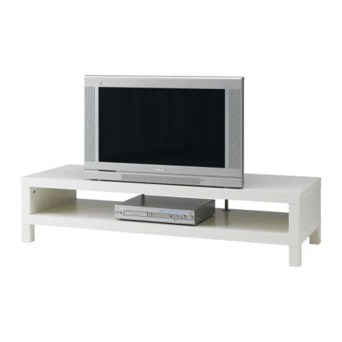 IKEA LACK -TV-Bank weiß - 149x55 cm