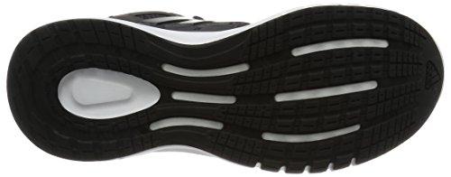 adidas Energy Cloud K, Scarpe da Corsa Bambino, Verde, 36 2/3 EU CBLACK/UTIBLK/FTWWHT