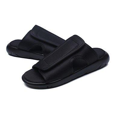 Slippers & amp da uomo;Casual Magia Tallone piano Primavera Estate Comfort Light Soles tessuto esterno sandali US7.5 / EU39 / UK6.5 / CN40