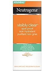 Neutrogena Vclear Spot Proof Soin Hydratant Purifiant Non Gras Tube 50 ml