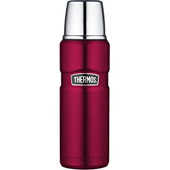 Ml 125182 InoxFramboise470ml King Thermos Bouteille Isotherme 470 Frambose A4R5j3Lq