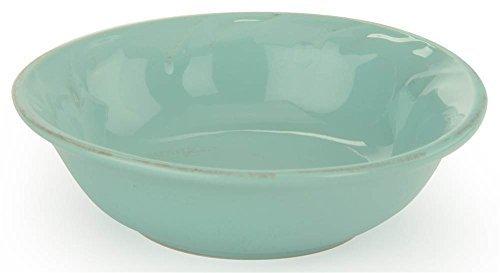 Aqua Cereal Bowl - Set of 6 by Signature Housewares