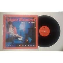 "Yngwie Malmsteen ""Trial by fire: live in Leningrad"" LP POLYDOR Germany 89"