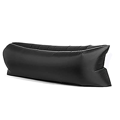 Neway Luxury Inflatable Lounger Sofa Sleeping Bag,Compression Air Beds,Portable Chair,Air Mattresses Beds.Ideal For Lounging, Camping, Beach, Fishing, Kids, Chilling, Parties, Swimming Pools, Camping And More.