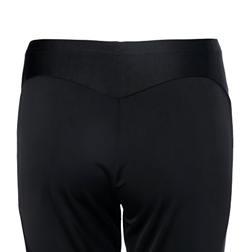 Jusian - Leggings sportivi - skinny -  donna Black
