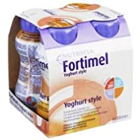 FORTIMEL Yoghurt Style Pfirsich Orangegeschmack 800 Milliliter preisvergleich bei billige-tabletten.eu