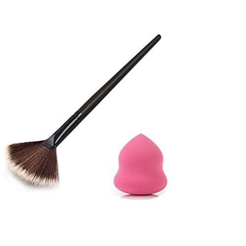 Neverland Slim Lufter Make-up Pinsel Blending Highlighter Gesicht Contour Puderpinsel