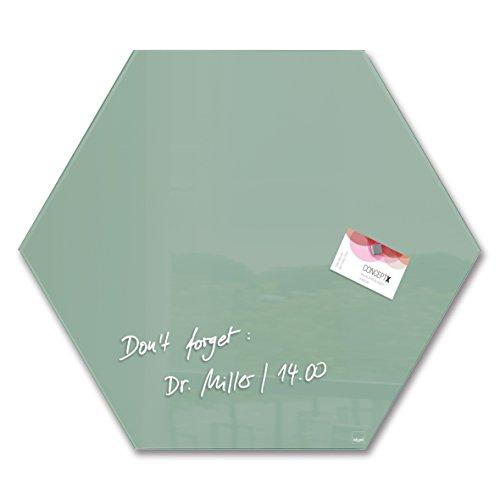 SIGEL GL281 Artverum - Pizarra cristal magnética