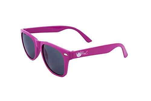 JGA Sonnenbrille Team Braut in pink Accessoires für den Junggesellinnenabschied