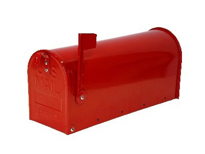 Alubox 47401 topolino usa/1 cassetta posta rossa