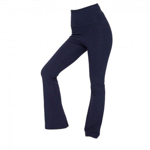 american-apparel-pantalones-de-chandal-de-yoga-lisos-de-algodon-y-spandex-para-mujer