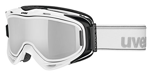 Uvex g.gl 300 TO Skibrille, white, One Size (Snowboard-white Oakley-goggles)