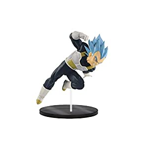 Dragon Ball Super Saiyan God Vegeta Attaquant Figur 18cm