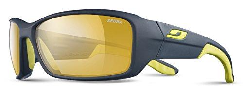 Julbo Run J3703136 (dark blue-yellow/Zebra)