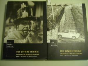 Der geteilte Himmel, Höhepunkte des DEFA-Kinos 1946-1992, 2 Bde.