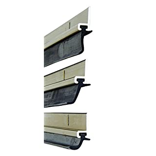 Stormguard 01SR0232057G Heavy Duty ADS Around Door Set 2X 2057mm 1x 914mm Gold Effect