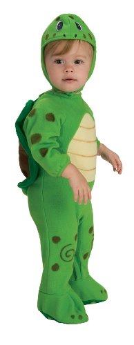 Rubie's 2 885336 T - Turtle Kostüm, Größe 2-3 (Affe Kleinkind Kostüme)