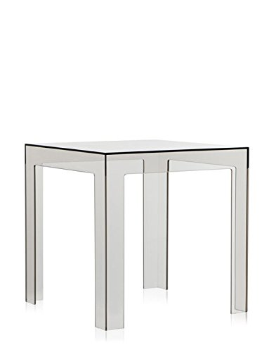 Kartell Jolly 8850J1 Side Table Light Smoke