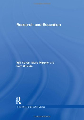Sam Shields (Research and Education (Foundations of Education Studies))