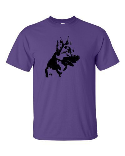 Purple ImpHerren T-Shirt Violett - Violett