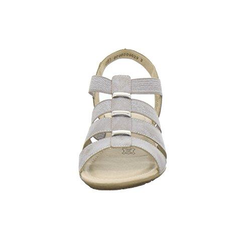 Remonte R3644-90, Sandales Pour Femme Gris