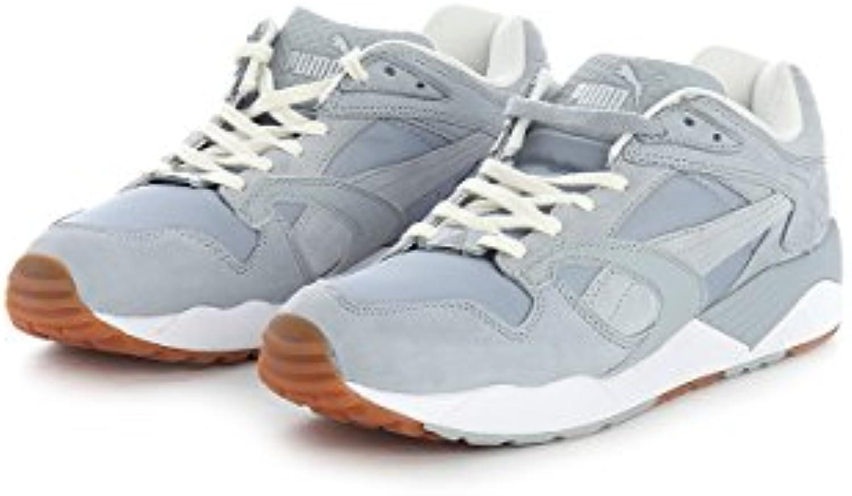 Puma-scarpe da ginnastica in pelle e tessuto tessuto tessuto stringate - azzurro-Unisex-6118496   Alta qualità ed economia  62ce2a