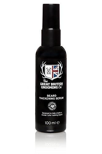 31GwvBpYJeL - best buy# The Great British Grooming Company Beard Thickening Serum