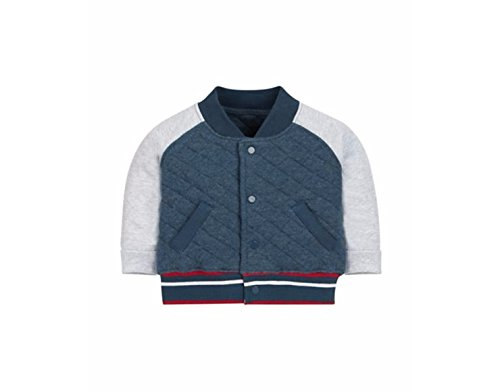 Mothercare Baby Boys' Regular Fit Cotton Jacket (JF819-1_multicoloured_3-6 months)