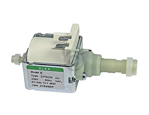 Wasserpumpefür Kaffeemaschine Ulka EP5GW Philips Saeco 996530007753 12000140 48W 230V