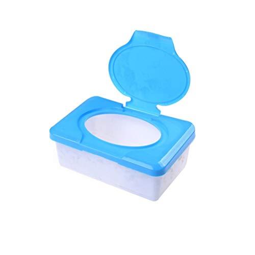pes Box Baby Tücher Press-Design-Home-gewebet-Rack Zubehör Pink Blue blau ()